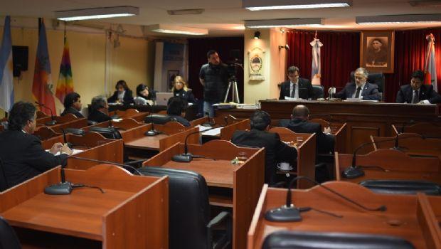 El Senado aprobó pliegos de funcionarios judiciales