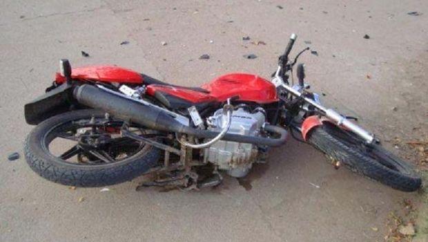Cinco heridos en dos accidentes de motos