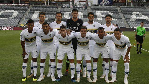 Todos los equipos de la Superliga usarán un parche, pero el de Boca será distinto