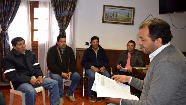 El intendente confirmó la aprobación de la perforación para agua potable en El Cerrito