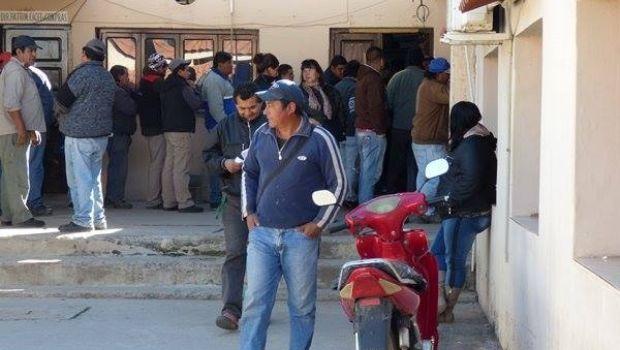 """Aprobaron aumento """"en blanco"""" para municipales de Andalgalá"""