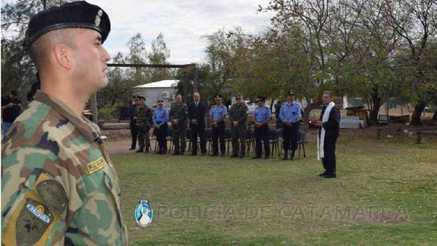 """Inició el """"III Curso Básico Internacional de la División Operaciones Especiales Kuntur"""""""