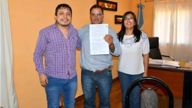 Asumió nuevo funcionario en Tinogasta