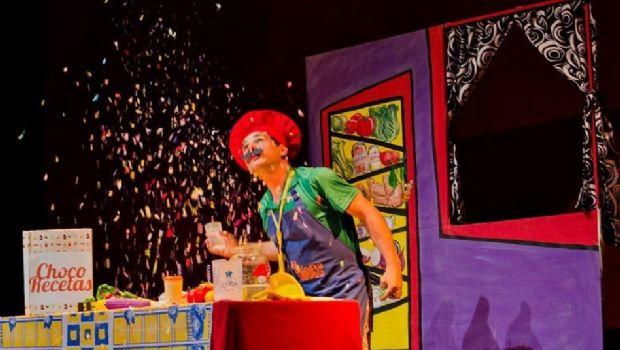 """""""Teatro Va 4"""" continúa recorriendo el interior"""