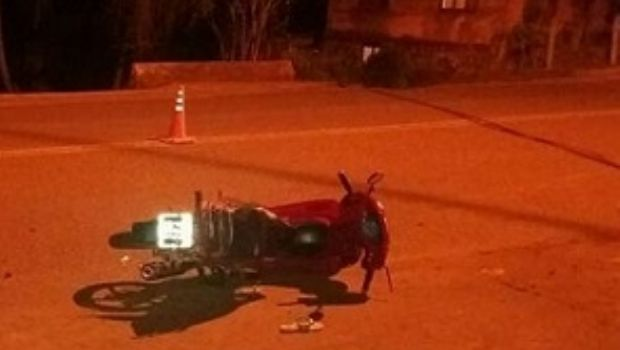 Dos motociclistas heridos