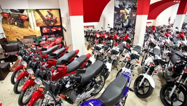 La venta de motos tuvo una fuerte caída del 16,5% en 2018