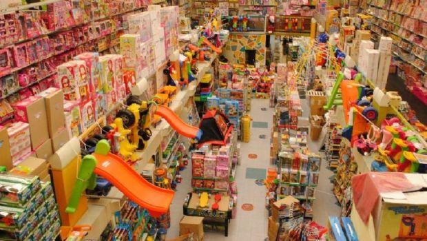 La venta de juguetes cayó 13,5% y el gasto promedio fue de $300