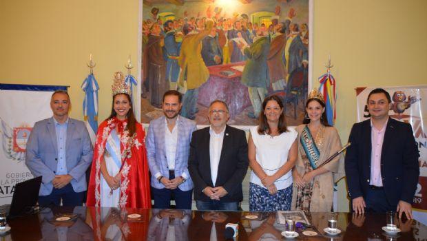 Catamarca y Villa María rubricaron un convenio de cooperación