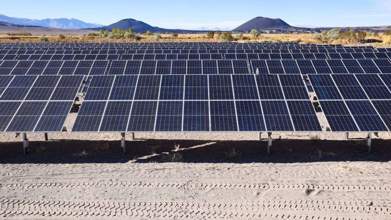 Resultado de imagen para Inauguran el parque solar de Antofagasta de la Sierra