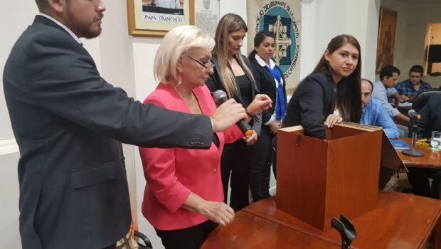 Sesionó el Concejo Deliberante de la Capital