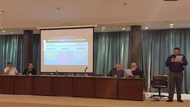 Presentan el IV Congreso Mariano Nacional en la Asamblea Plenaria