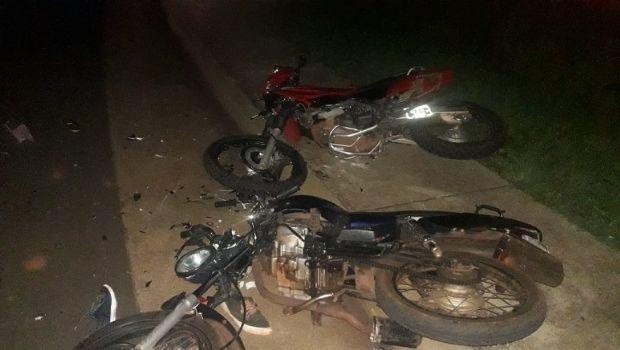 Cinco heridos en tres accidentes protagonizados por motos