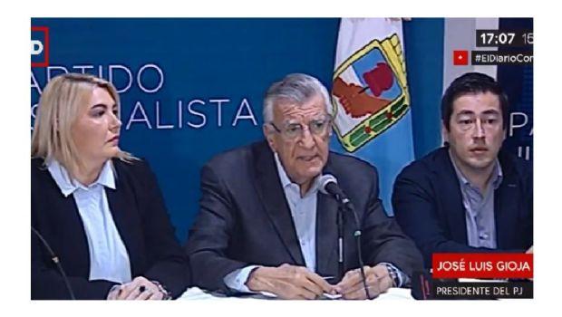 """""""Antes de fin de mayo vamos a tener conformado un gran frente electoral opositor"""""""