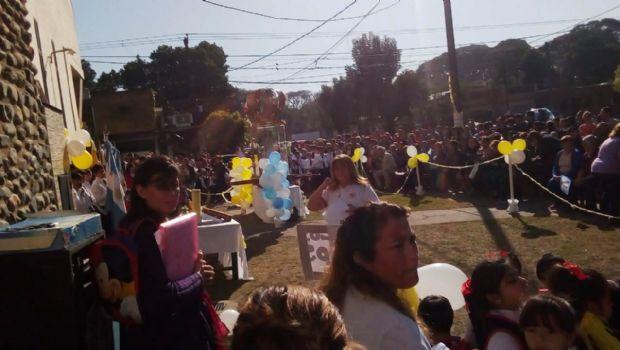 El amor de la Madre del Valle llegó a barrios humildes de la capital tucumana