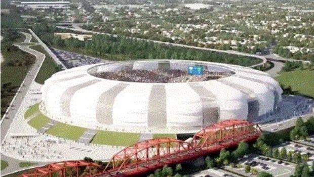 El estadio de los 43 millones de dólares en la mira para la Copa América