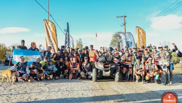 Gran convocatoria de atletas en la 6ta edición del Fiambalá Desert Trail