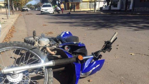 Siete heridos en siniestros viales en Capital, Valle Viejo y Ambato
