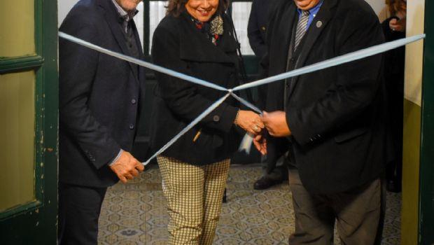 Inauguraron nuevas obras en La Fray