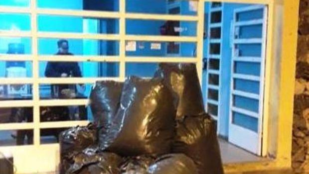 Secuestran mercadería ilegal valuada en 200 mil pesos