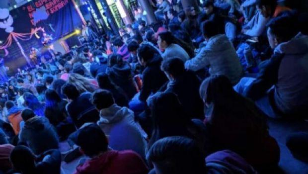 Más de 400 jóvenes en la Vigilia de Pentecostés