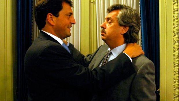 Se cerró el acuerdo electoral entre Alberto Fernández y Massa