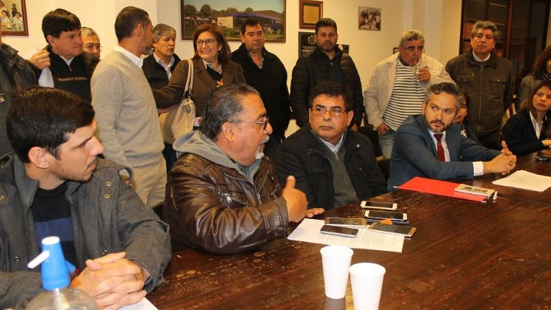 Gremios locales crearon la Intersindical Catamarca (IsCa.)