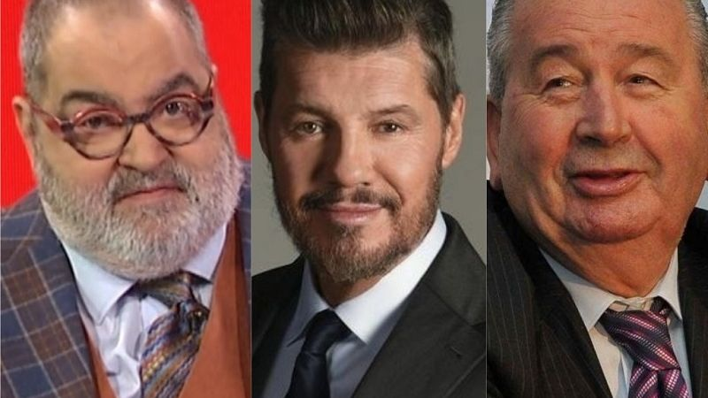 Lanata reveló audios donde Tinelli pide favores a Grondona