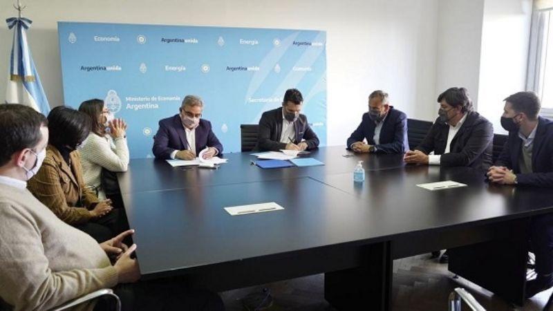 Catamarca iniciará la histórica obra del gasoducto troncal en Lavalle